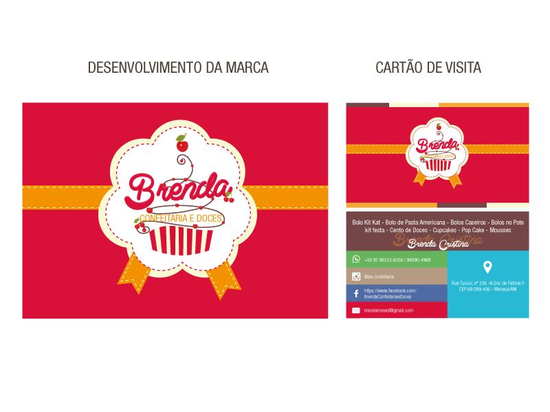 Brenda – Confeitaria e Doces