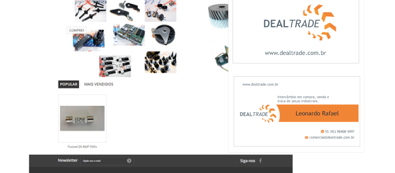 DealTrade E-commerce