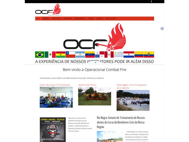 Operacional Combat Fire